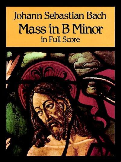 Messe en Si Mineur - Full Score - BACH - Partition - laflutedepan.com