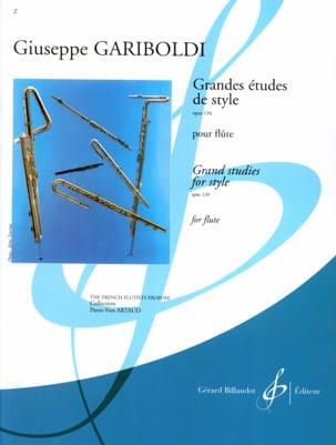 Giuseppe Gariboldi - Wichtige Studien des Stils op. 134 - Partition - di-arezzo.de