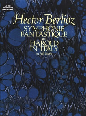 Symphonie Fantastique / Harold En Italie - Full Score laflutedepan