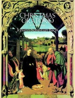 Christmas Oratorio - Full Score BACH Partition laflutedepan
