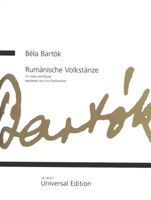 Béla Bartok - Danze popolari rumene - Partition - di-arezzo.it