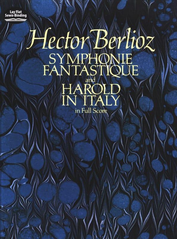 Symphonie Fantastique / Harold En Italie - Full Score - laflutedepan.com