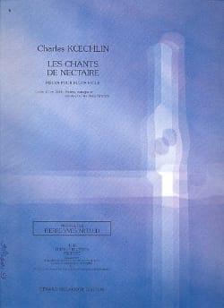 Les chants de Nectaire Volume 3 - Flûte solo laflutedepan