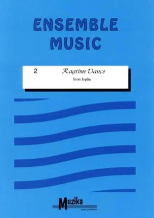Ragtime Dance -Ensemble JOPLIN Partition ENSEMBLES - laflutedepan