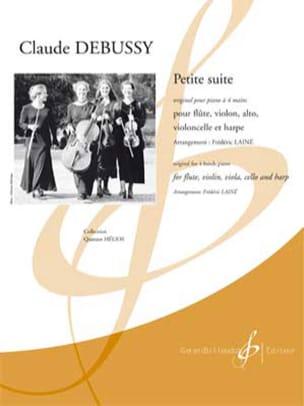 Petite Suite - Quintette Flûte, trio à cordes et harpe laflutedepan