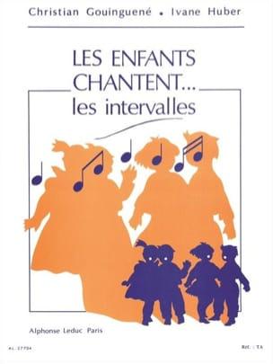 Les enfants chantent... les intervalles - laflutedepan.com