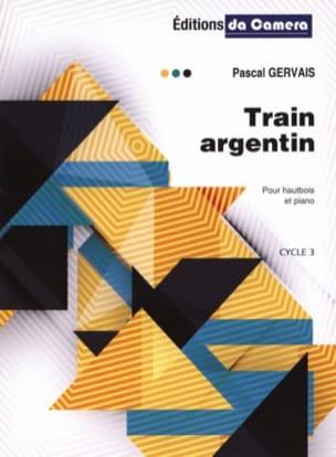 Jazz et Train Argentin - Hautbois et Piano Pascal Gervais laflutedepan
