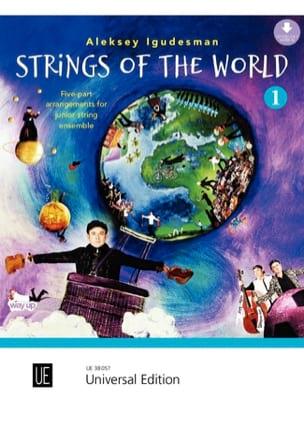 Strings of the World 1 Aleksey Igudesman Partition laflutedepan