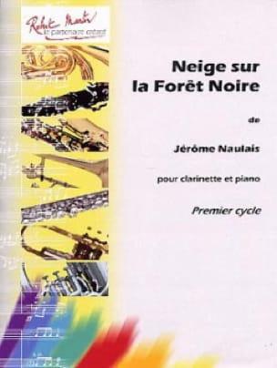 Neige sur la Forêt Noire - Jérôme Naulais - laflutedepan.com