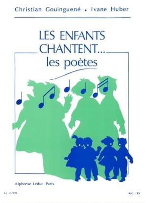 Les enfants chantent... les poètes laflutedepan
