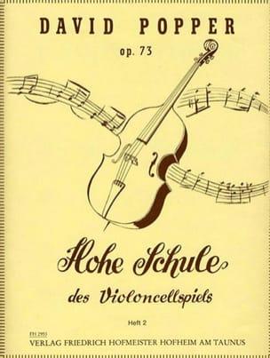 Hohe Schule des Violoncellspiels op.73, Heft 2 laflutedepan