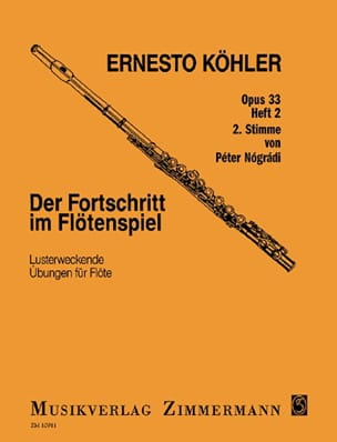 Der Fortschritt Im Flötenspiel Opus 33 Volume 2 laflutedepan