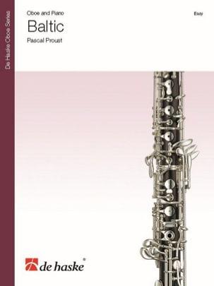 Baltic - Hautbois et piano Pascal Proust Partition laflutedepan