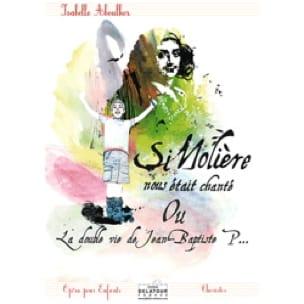 Si Molière nous était chanté - Conducteur - laflutedepan.com