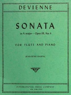 Sonata in A major op. 68 n° 4 - Flute piano DEVIENNE laflutedepan