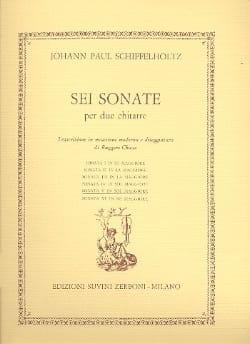 Sonata n° 5 in sol maggiore -2 Chitarre laflutedepan