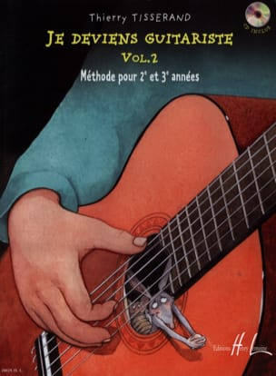TISSERAND - Soy guitarrista volumen 2 - Partition - di-arezzo.es