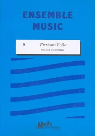 Pizzicato Polka -Ensemble - laflutedepan.com