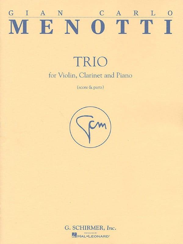 Trio -Violon, clarinette et piano - laflutedepan.com
