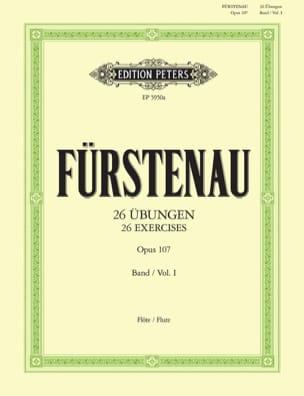 26 Übungen op. 107 - Bd. 1 Anton Bernhard Fürstenau laflutedepan