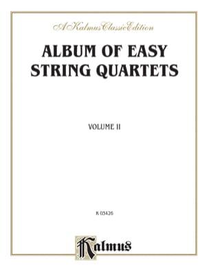Album of easy String Quartets, Volume 2 laflutedepan