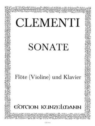 Sonate G op. 2 n° 3 - Flöte Violine Klavier - laflutedepan.com