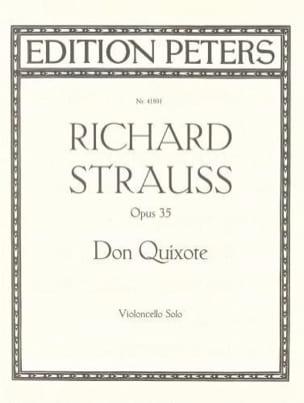 Don Quixote op. 35 Richard Strauss Partition laflutedepan