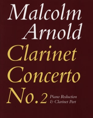 Clarinet Concerto n° 2 op. 115 - Clarinet piano laflutedepan