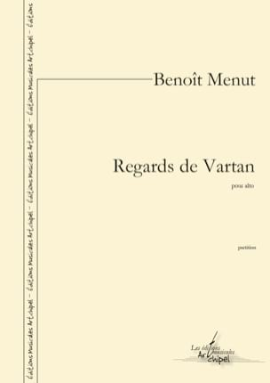 Regards de Vartan - Benoit Menut - Partition - Alto - laflutedepan.com