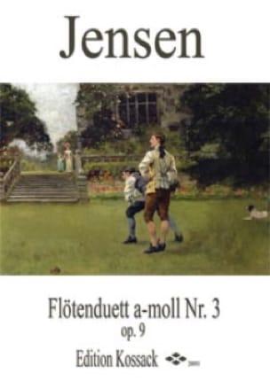 Duo Pour Flûtes Op.9 N°3 en la Mineur - laflutedepan.com