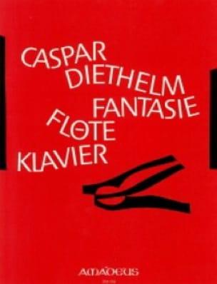 Fantasie op. 49 - Flöte Klavier - Caspar Diethelm - laflutedepan.com