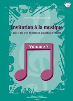 Invitation A la Musique - Volume 7 laflutedepan