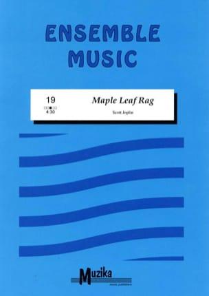 Maple leaf rag -Ensemble JOPLIN Partition ENSEMBLES - laflutedepan