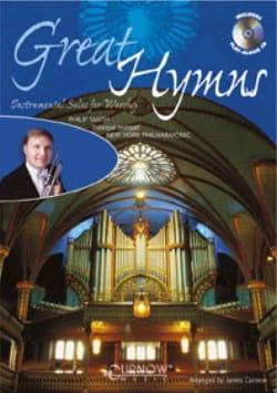 Great Hymns - James Curnow - Partition - laflutedepan.com