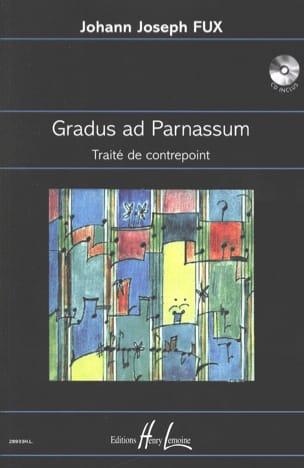 Johann Joseph Fux - Gradus Ad Parnassum - Traité de Contrepoint - Livre - di-arezzo.fr