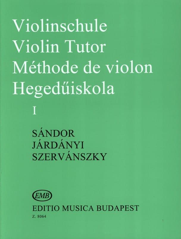 Méthode de Violon Volume 1 - laflutedepan.com