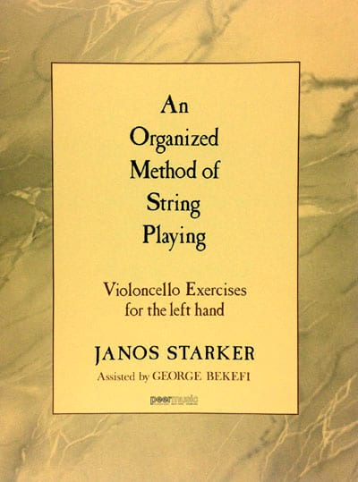 An Organized Method of String Playing - Cello - laflutedepan.com