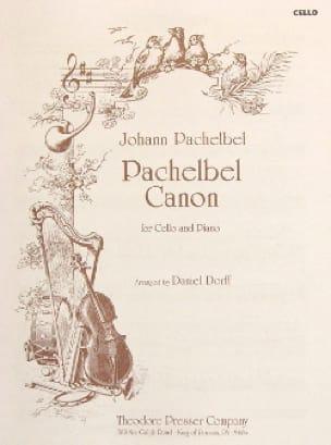 Canon - Violoncelle - laflutedepan.com