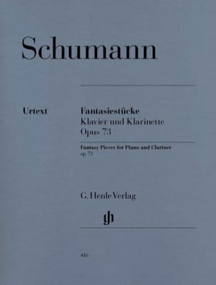 Fantasiestücke für Klavier und Klarinette oder Violine oder Violoncello laflutedepan