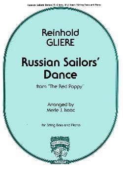 Reinhold Glière - Russian Sailor's Dance - Thong bass - Partition - di-arezzo.co.uk