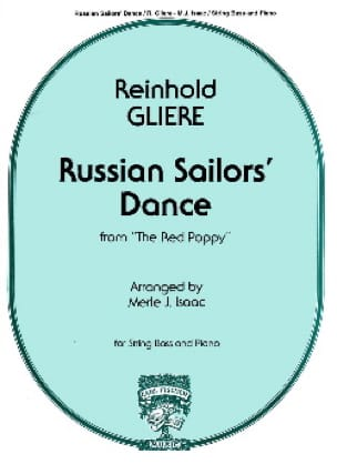 Russian Sailor's Dance - String bass - laflutedepan.com