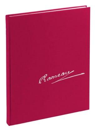 Jean-Philippe Rameau - Anacréon - Partition - di-arezzo.fr