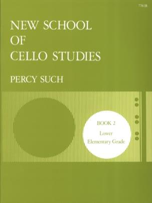Percy Such - New School Of Cello Studies Volume 2 - Partition - di-arezzo.co.uk