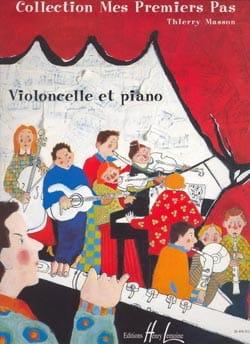 Mes Premiers Pas - Violoncelle - Thierry Masson - laflutedepan.com