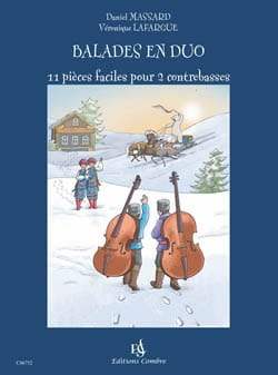 Balades en Duo Massard Daniel / Lafargue Véronique laflutedepan