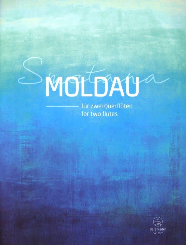 La Moldau - 2 Flûtes - SMETANA - Partition - laflutedepan.com