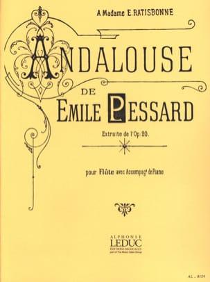 Andalouse extr. op. 20 - Flûte piano Emile Pessard laflutedepan