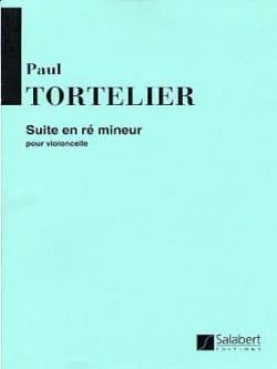 Suite en ré mineur Paul Tortelier Partition Violoncelle - laflutedepan