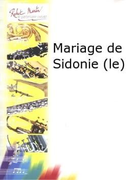 La Mariage de Sidonie Claude-Henry Joubert Partition laflutedepan