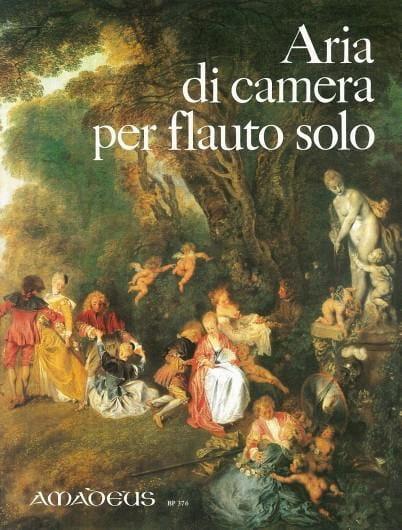 Aria di Camera - Flûte Solo - Partition - laflutedepan.com